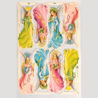 Angels Scrap Sheet 3