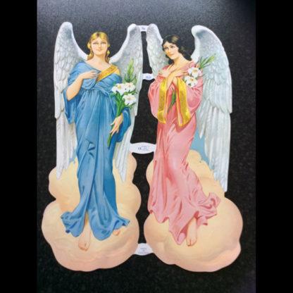 Angels Scrap Sheet