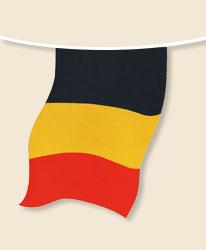Belgium Bunting - large