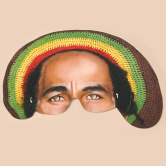 Bob Marley Party Mask