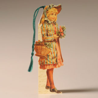 Bookmark Card - Victorian Child 5