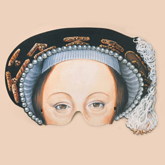 Catherine Parr Party Mask
