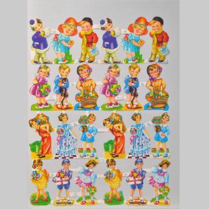 Children Scrap Sheet 1