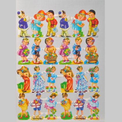 Children Scrap Sheet 1