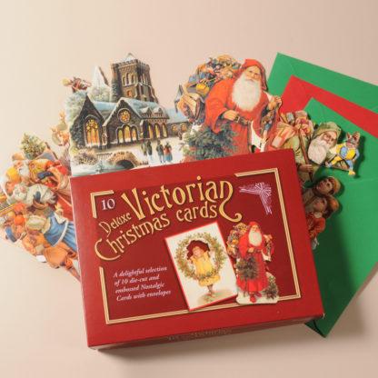 Christmas Card Assortment - Diecut Cards