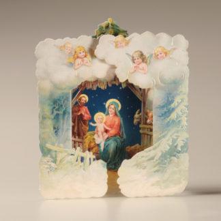 Christmas Nativity Cards