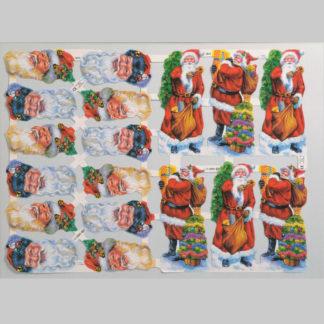 Christmas Scrap Sheet 10