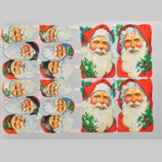 Christmas Scrap Sheet 4