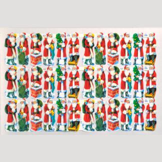 Christmas Scrap Sheet 8