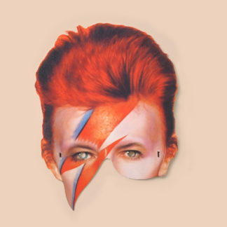 David Bowie Party Mask