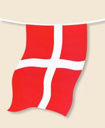 Denmark Bunting - small