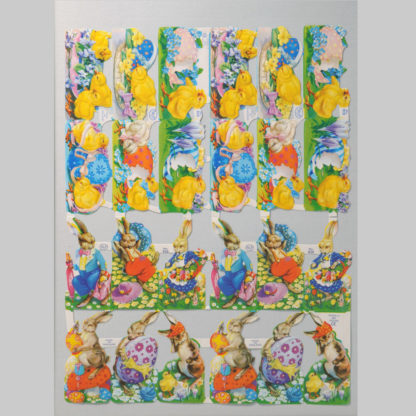 Easter Scrap Sheet 1
