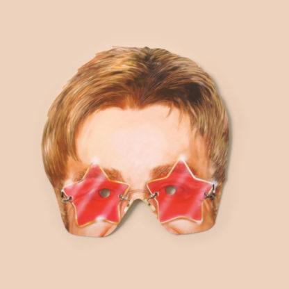 Elton John Party Mask