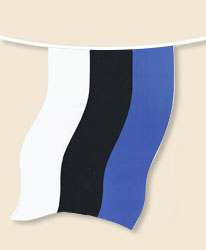 Estonia Bunting - small