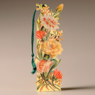 Floral Bookmark Card - Mixed Flowers