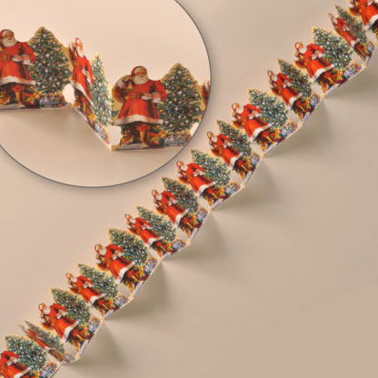 Frieze - Father Christmas