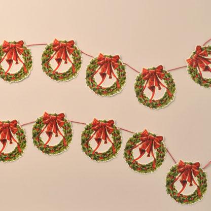 Garland - Christmas Wreath