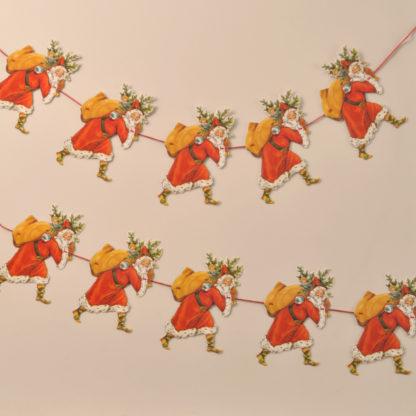 Garland - Father Christmas