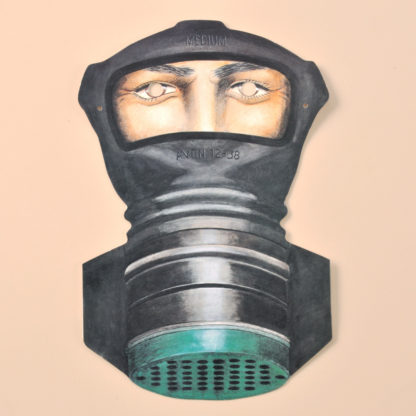Gas-mask Party Mask