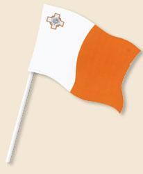 Malta Handwaving Flags