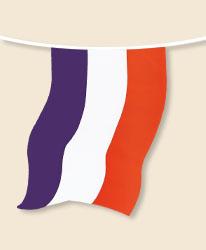 Netherlands Bunting - large