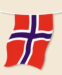 Norway Bunting - small