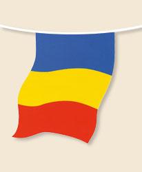 Romania Bunting - small