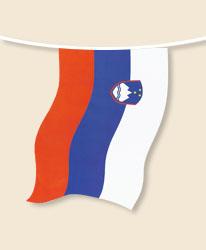 Slovenia Bunting - small