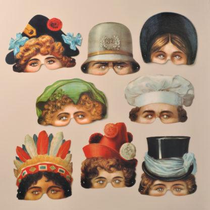 Speilzeugmuseum Nurnberg Party Masks