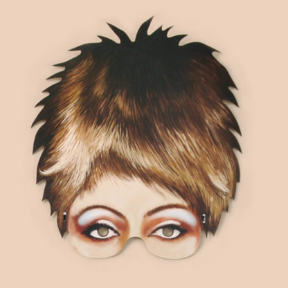 Tina Turner Party Mask