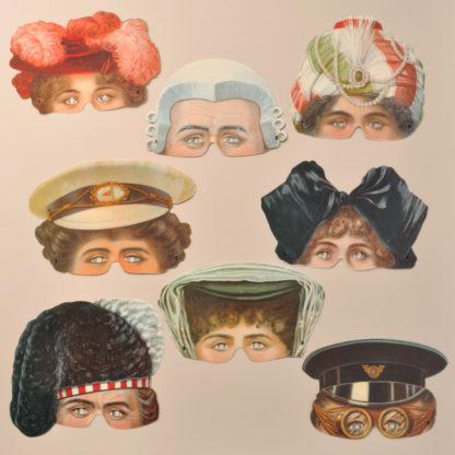 Victoria and Albert Museum Masks